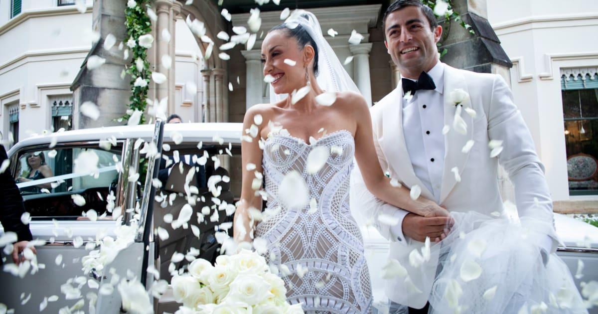 Anthony zavagnin wedding