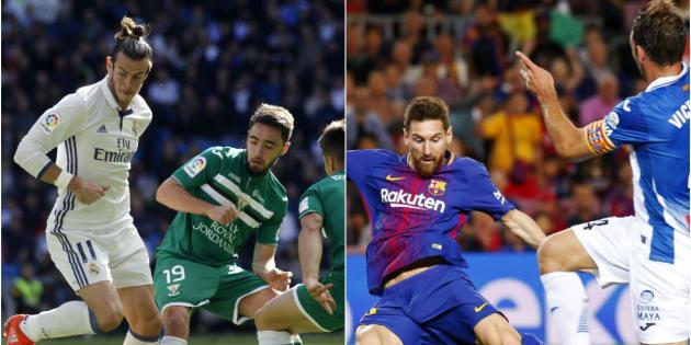Leganés-Madrid, Espanyol-Barça y Atlético-Sevilla, en cuartos de Copa