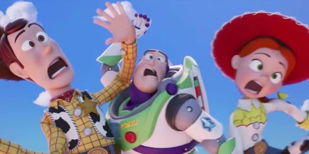 Disney sorprende con las primeras imágenes de 'Toy Story 4' después del tráiler