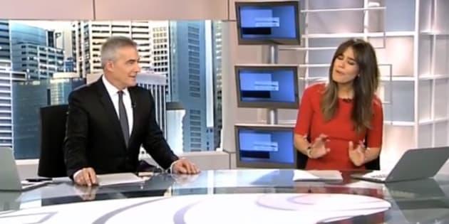 ¿Qué te parece?: La propuesta de Isabel Jiménez en 'Informativos Telecinco' que dejó con esta cara a David Cantero