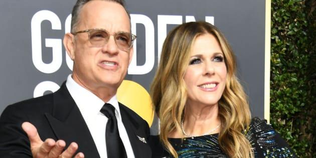 La desconocida faceta de Tom Hanks que salió a relucir durante los Globos de Oro