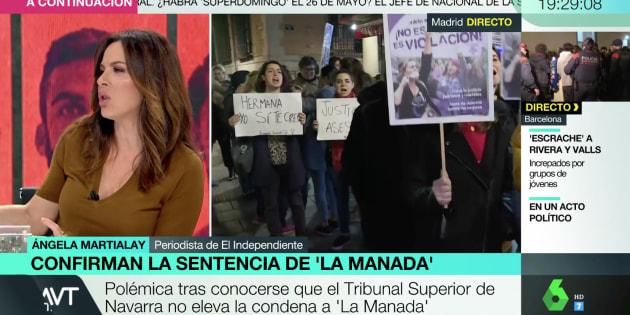 Mamen Mendizábal responde así a la dura crítica de un espectador por lo que ocurrió en 'Más Vale Tarde'
