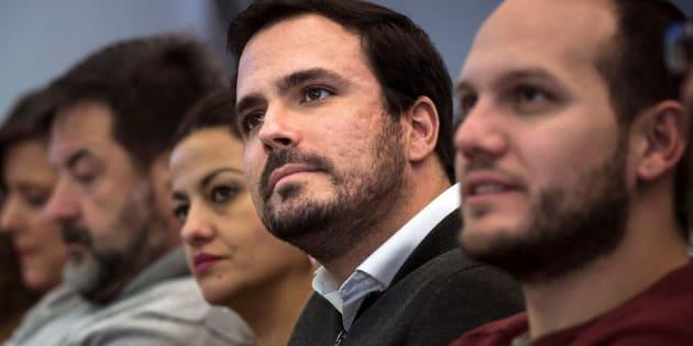 El 'dardo' envenenado de Garzón contra Sánchez tras reconocer a Guaidó como presidente encargado de Venezuela