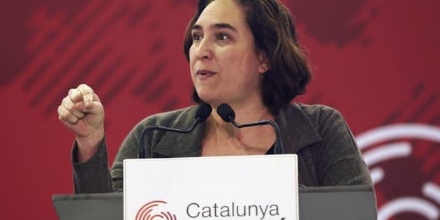 La dura crítica de Colau contra Pedro Sánchez por su papel en Cataluña: Fue elegido para echar aRajoy