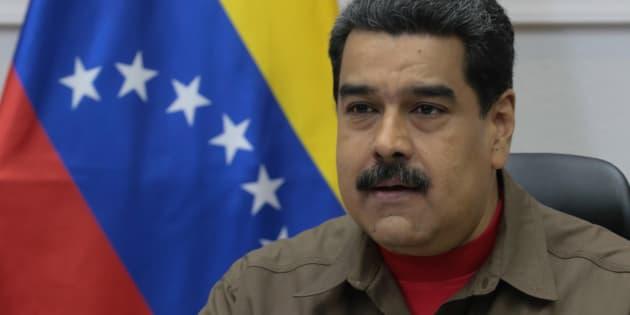 Maduro acusa a las grandes agencias de noticias, entre ellas EFE, de hacer campaña contra Venezuela