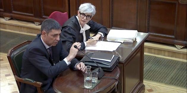Diario del juicio del 'procés', día 17: Trapero aguanta los embates de las acusaciones