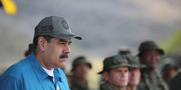 Maduro envía una carta al papa Francisco pidiéndole ayuda para el reforzamiento del diálogo