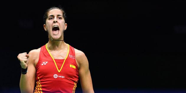 Carolina Marín jugará la final del Mundial de bádminton