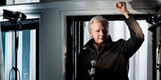 Ecuador naturaliza a Assange y EEUU no revela sus planes sobre el fundador de WikiLeaks