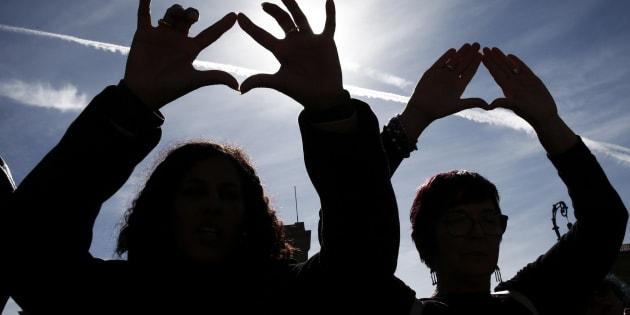 #Hacialahuelgafeminista: Las mujeres llaman a parar el mundo el 8 de marzo
