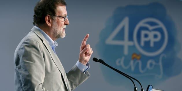 Rajoy: Haré todo lo necesario para que no haya referéndum