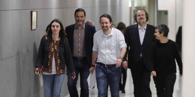 Iglesias advierte a Errejón sobre las primarias en Madrid: Ni media tontería