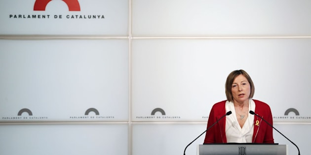 Forcadell no repetirá como presidenta del Parlament