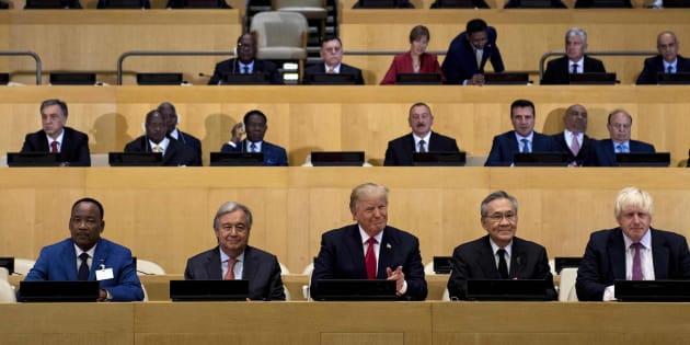 Trump se estrena en la ONU pidiéndole menos burocracia