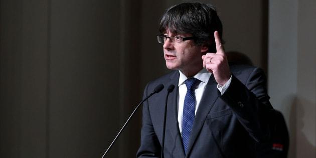 DIRECTO: Puigdemont asegura estar siempre dispuesto a aceptar otra relación con España