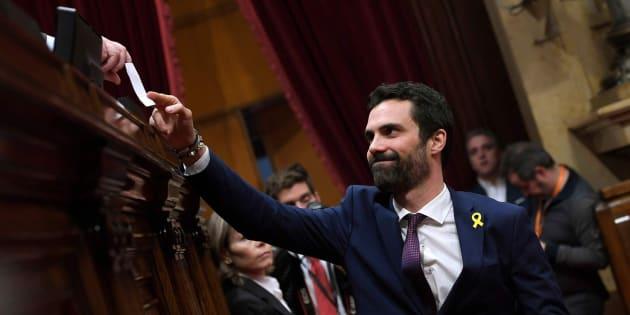 Torrent toma las riendas de un Parlament controlado por el independentismo