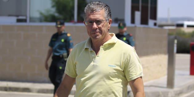 Francisco Granados pide al juez que investigue a Cifuentes, Aguirre y González en Púnica