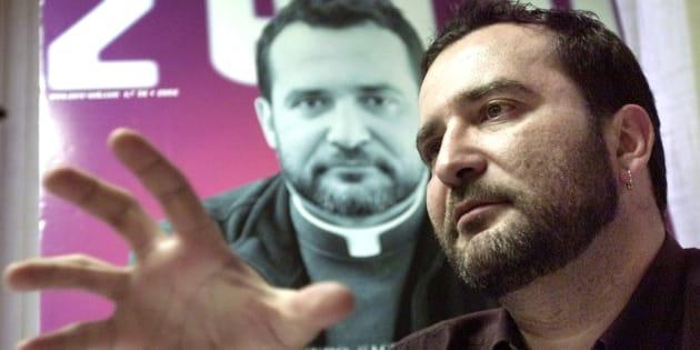 Muere a los 55 años José Mantero, el primer cura español que se declaró homosexual