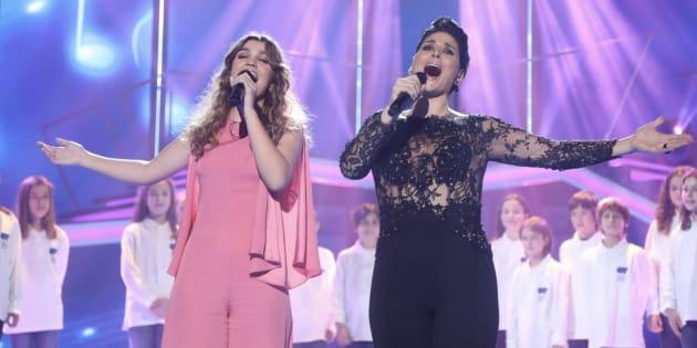 Rosa López manda un mensaje a Amaia tras su última actuación en 'OT 2017'