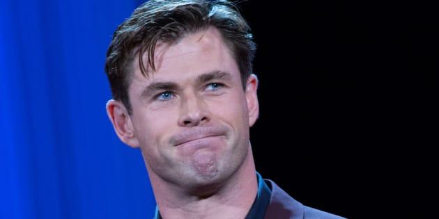 La dedicatoria más emotiva de Chris Hemsworth a su hermano: Eres mi héroe