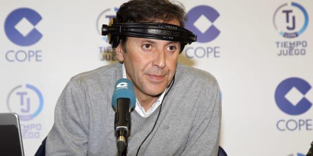 La 'rajada' de Paco González contra el 'Canal 24 Horas' de TVE