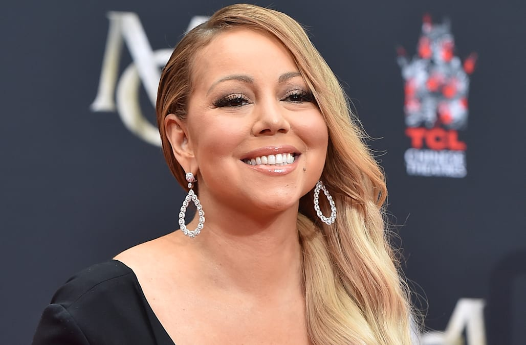 Mariah Carey Underwent Weight Loss Surgery 6 Weeks Ago This Is A New Beginning For Her Source Says