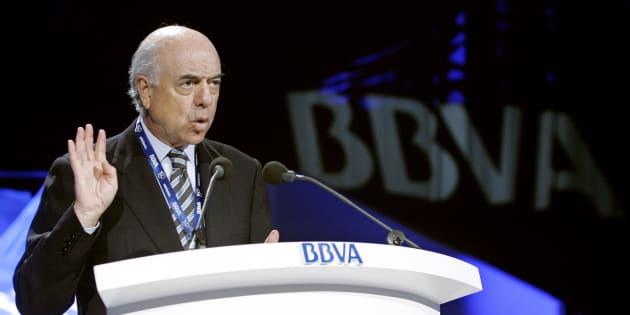 Francisco González abandona temporalmente sus cargos en el BBVA por el caso Villarejo
