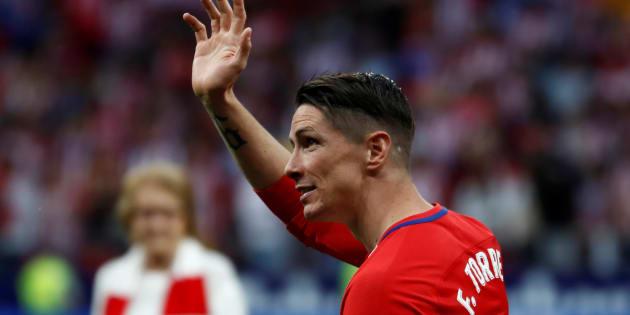 Fernando Torres confirma que jugará en el Sagan Tosu japonés