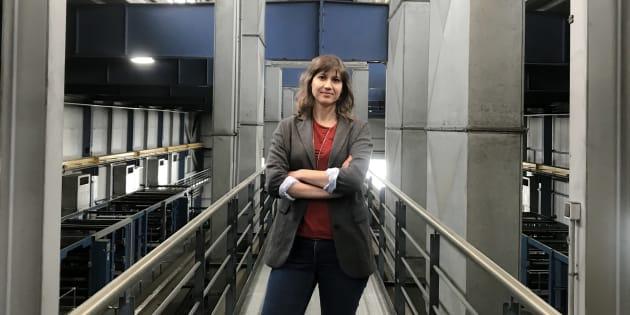 Sandrine Morel ('Le Monde'): La presión a los periodistas ha sido más fuerte por parte de los independentistas