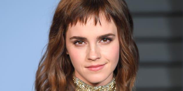 Emma Watson arrasa con una foto de su reencuentro con Tom Felton