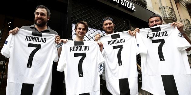 Si no te gustaba nada Cristiano Ronaldo, te va a encantar este tuit de la Roma (rival de la Juve) que está dando la vuelta al mundo