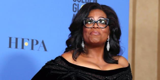 El Gobierno de Trump recibe con gusto el desafío de Oprah Winfrey