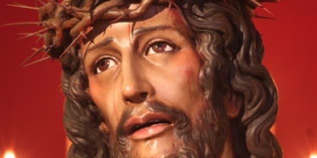 El condenado por el montaje del Cristo recauda los 480 euros en una hora