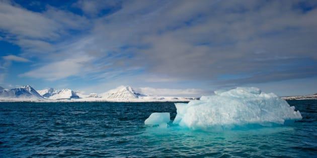 ártico hielo años agencia seg calentamiento deshielo