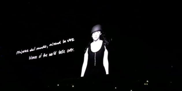 amaia concierto madrid voz feminista mensaje mujeres