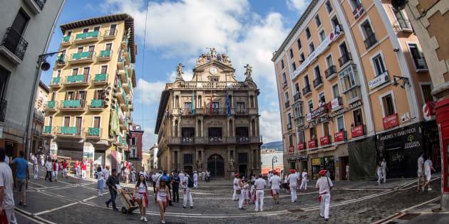 Un detenido y dos denunciados por abuso sexual en San Fermín 2018