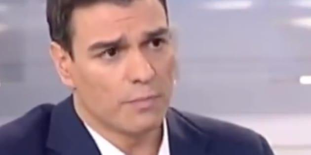 Pedro Sánchez, en 2015: Si alguien de mi Ejecutiva paga la mitad de impuestos de lo que le toca, estaría fuera al día siguiente