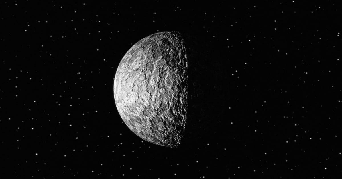 Pluto steckbrief