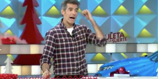 No ha pasado nunca: sorpresa por la histórica metedura de pata en 'La ruleta de la suerte' (Antena 3)