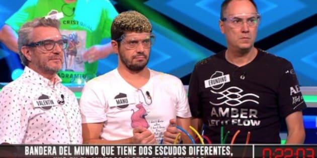 La importante advertencia de Juanra Bonet en 'Boom' por el peligroso gesto de una concursante