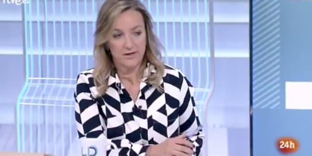 El comentario sobre el tirador de Sánchez en 'Los Desayunos' (TVE) que indigna en redes