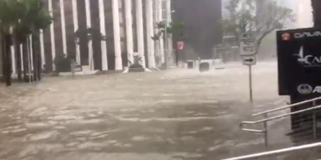 12 vídeos del huracán Irma que te pondrán los pelos de punta
