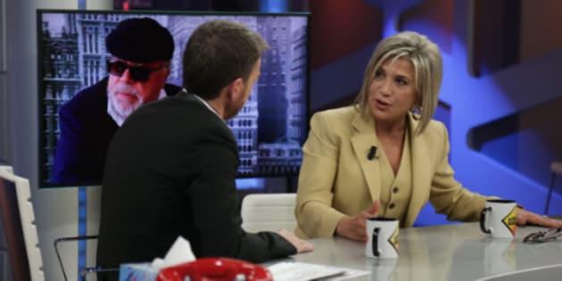Julia Otero sorprende al desvelar en 'El Hormiguero' lo que nadie sabía de Antonio Orozco
