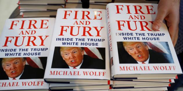 Miles de personas compran por error un libro titulado 'Fire and Fury' sobre la Segunda Guerra Mundial