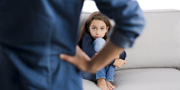 Los pediatras de EEUU quieren prohibir los azotes a los niños porque fomentan la agresividad