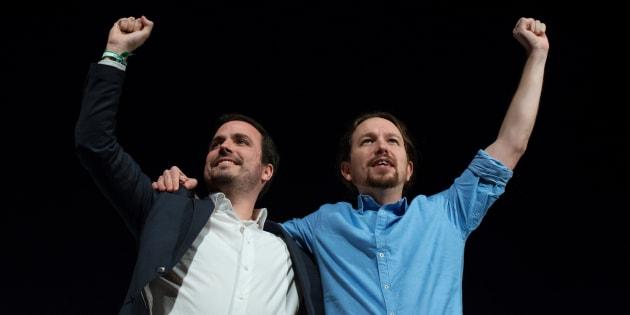 Las 10 claves del acuerdo entre Podemos, IU y Equo para las elecciones del 28 de abril