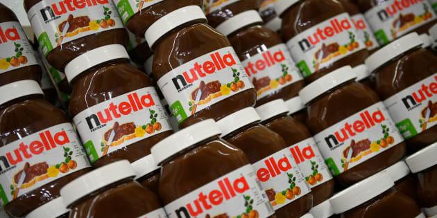 La imagen que te va a quitar las ganas de comer Nutella