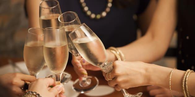 Hand Me the Prosecco Paillettes Champagne Verre-Nouveauté-Cadeau-Anniversaire