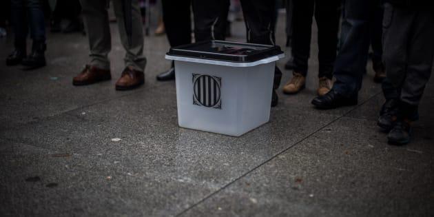 Los observadores internacionales del 1-O recibieron pagos de hasta 20.000 euros, según un informe de la Guardia Civil