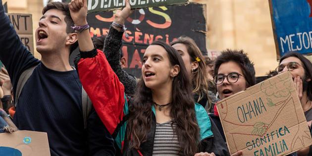Todo lo que debes saber sobre el nuevo 15-M: la huelga por el clima